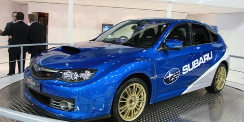 Subaru Impreza WRX STI 380S concept 2008 London Motorshow