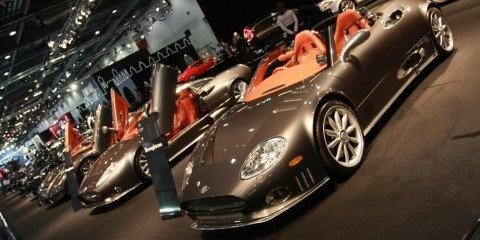 2008 London Motorshow Gallery