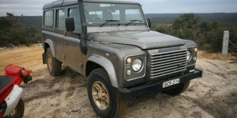 2008 Land Rover Defender 110 review