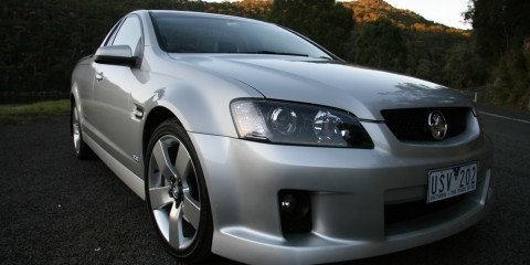 2008 Holden VE Commodore SS V Ute Review