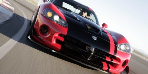 Dodge Viper ACR topples ZR1 at the Ring