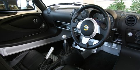 2008 Lotus Elise S Review