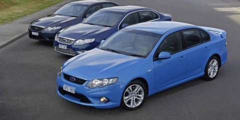 2008 Ford FG Falcon gets 5-star ANCAP rating