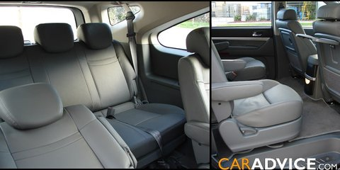 2008 SsangYong Stavic Review