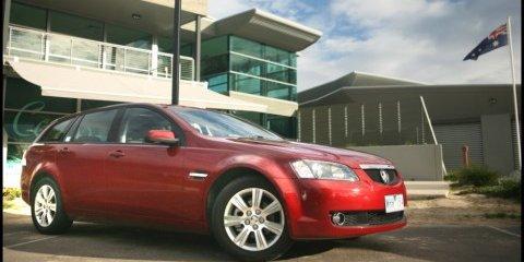 2008 Holden Sportwagon Review