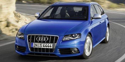 2009 Audi S4 supercharged V6