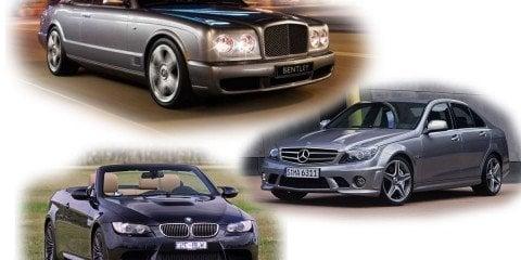Luxury car tax increase defeated in the Senate