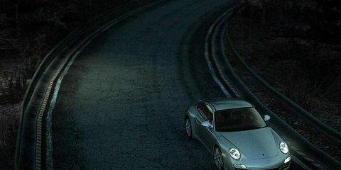 Porsche goes hi-tech with virtual test drive