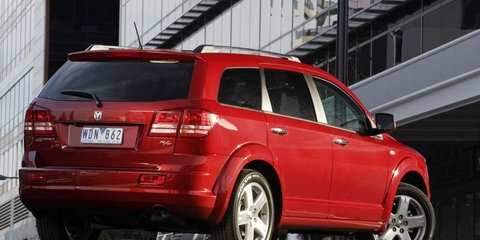 2008 Dodge Journey First Steer