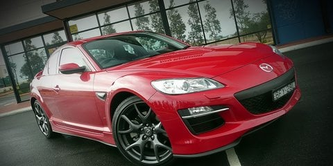 2008 Mazda RX-8 GT Review