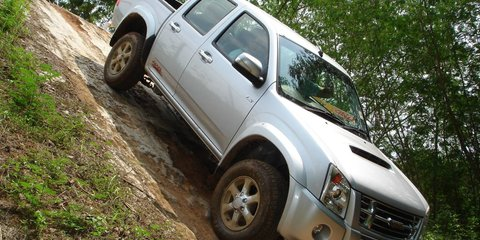 2009 Isuzu D-MAX Review