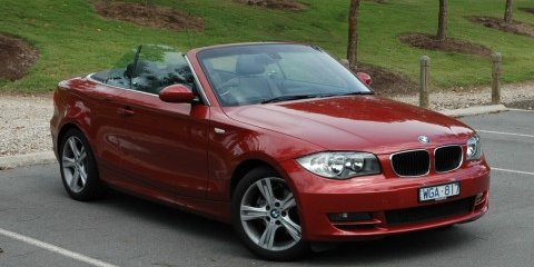 2008 BMW 125i Convertible Review