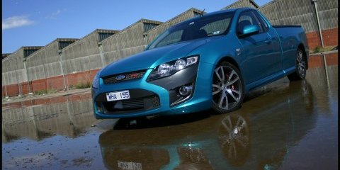 2008 FPV F6 310 Ute Review
