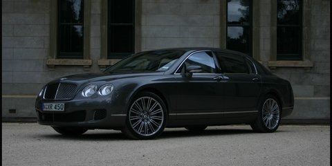 2008 Bentley Continental Flying Spur Speed Review