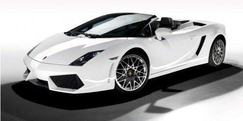Lamborghini reports tough 2008 sales year
