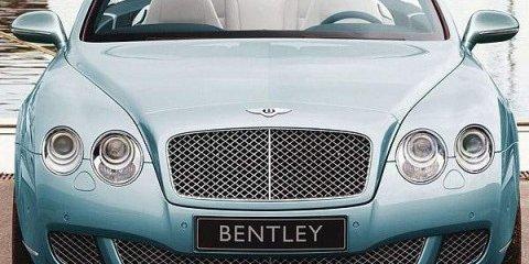 NAIAS - 2009 Bentley GTC