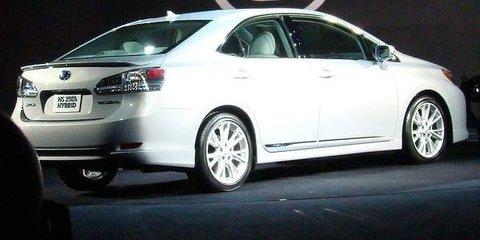 NAIAS - 2010 Lexus HS 250h