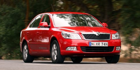 2009 Skoda Octavia Review and Road Test