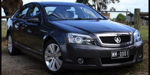 2009 Holden Caprice Review & Road Test