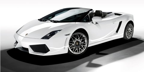 FT2: Lamborghini Gallardo LP 560-4 Coupe and Spyder