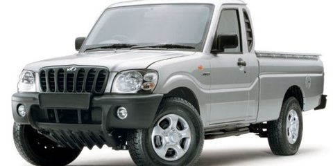 New Mahindra Pik-Up & Xylo models ready for Australia
