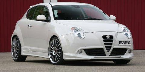 Novitec tunes the Alfa Romeo MiTo