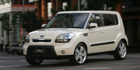 2009 Kia Soul Review & Road Test