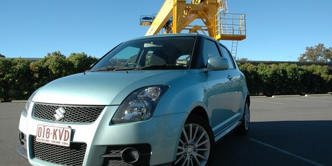 Suzuki Swift Sport Review & Road Test