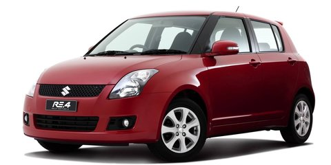 Suzuki releases two limited edition Swifts