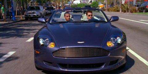 Aston Martin DBS – living the life!