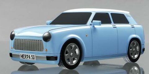 Trabant name to be revived with EV at Frankfurt