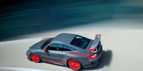 Porsche unveils line-up for Frankfurt