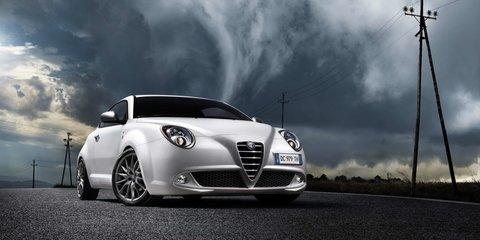 Alfa Romeo MiTo Quadrifoglio Verde released for Frankfurt