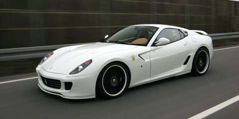 Novitec Rosso tuning for the Ferrari 599 GTB