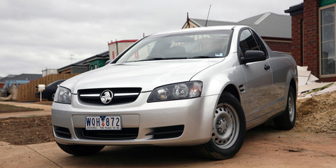 2009 Holden Commodore LPG Ute Review