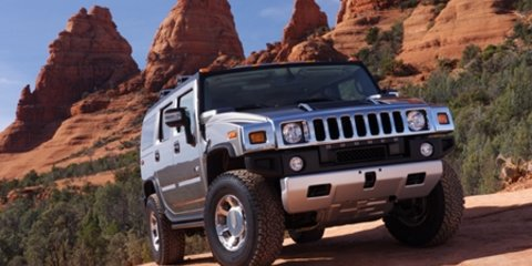 Hummer officially sold to China's Tengzhong