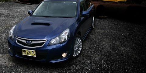Subaru Liberty GT Review & Road Test