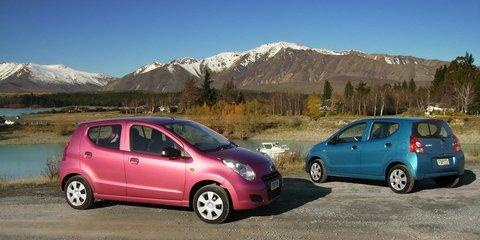 Suzuki Alto completes 3400km NZ economy drive