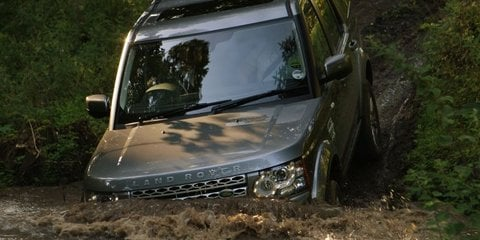Land Rover Discovery 4 Review