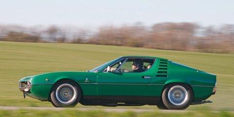 Alfa Romeo Montreal – Supercar 1970