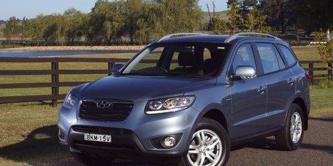 2010 Hyundai Santa Fe Review
