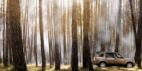 Land Rover Discovery wins Scottish COTY award