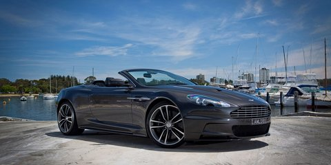 Aston Martin DBS Volante Review & Road Test