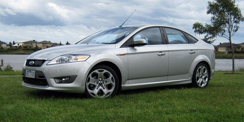 Ford Mondeo Titanium Road Test & Reivew