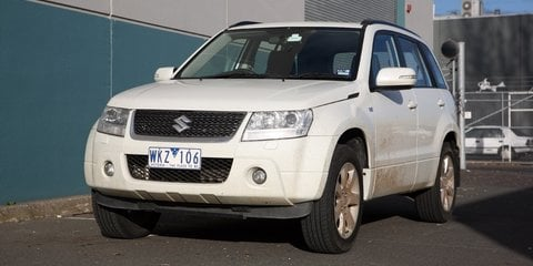 Suzuki Grand Vitara Review & Road Test