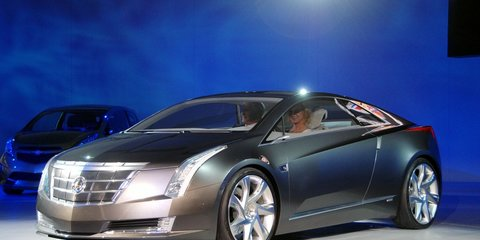 Cadillac Converj timing, specs still up in the air