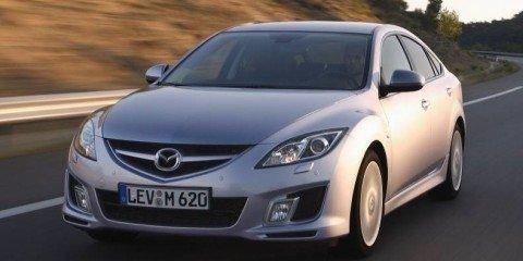 Mazda 6 diesel still class-leading