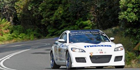 Mazda RX-8 SP set for Targa Tasmania return in 2010