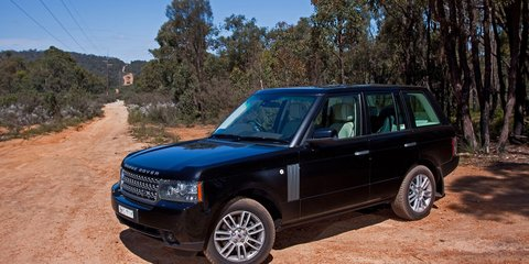 Range Rover Vogue Review & Road Test