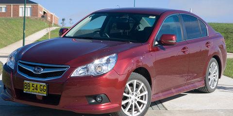 Subaru Liberty Review & Road Test